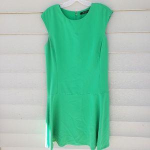 LAUREN Ralph Lauren Cap Sleeve Mini dress